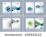 business abstract vector... | Shutterstock .eps vector #634533122