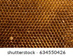 Small photo of The empty bee hive after absconding time.