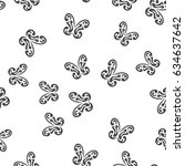 butterfly seamless pattern....