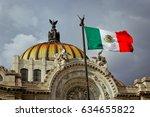 mexico city mexico september 20 ...   Shutterstock . vector #634655822