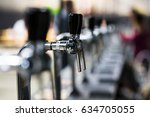 beer pipes | Shutterstock . vector #634705055