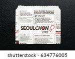 bangkok  thailand   may  6  the ...   Shutterstock . vector #634776005
