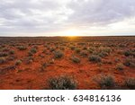 outback south australia  near...