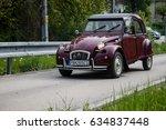 banka  slovakia   may 6 2017...   Shutterstock . vector #634837448
