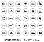 transport icons   Shutterstock .eps vector #634948412