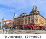 kosice  slovakia   march 25 ...   Shutterstock . vector #634948976