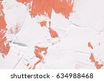 oil paint texture with light... | Shutterstock . vector #634988468