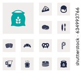 set of 12  icons set.collection ...   Shutterstock .eps vector #634993766