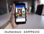 lendelede  belgium   february... | Shutterstock . vector #634996142