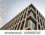 modern office building | Shutterstock . vector #635000762