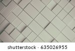 abstract background box 3d... | Shutterstock . vector #635026955