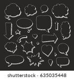handcrafted elements. hand...   Shutterstock .eps vector #635035448