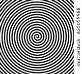 Black And White Hypnosis Spira...