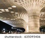 mumbai  may 2017  mumbai...   Shutterstock . vector #635095406
