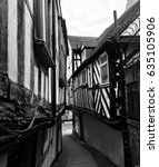 Small photo of Grope Lane, Shrewsbury, Shropshire, England