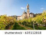 the parish church of marano di...