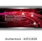 vector abstract background | Shutterstock .eps vector #63511828