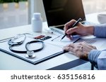 stethoscope with clipboard and
