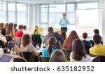 business and entrepreneurship... | Shutterstock . vector #635182952