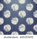 dots pattern. abstract... | Shutterstock .eps vector #635195492