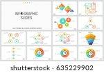 big bundle of simple...   Shutterstock .eps vector #635229902