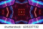 neon lights | Shutterstock . vector #635237732