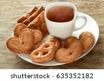Assorted Snacks Bakery With A...