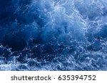 ocean water | Shutterstock . vector #635394752