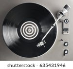 Turntable Vinyl Record Player....