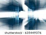 abstract business science or... | Shutterstock . vector #635449376