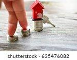 hose models and hose key on top ...   Shutterstock . vector #635476082