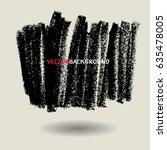 chalk texture background...   Shutterstock .eps vector #635478005