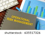 book with title operational... | Shutterstock . vector #635517326