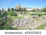 Ancient Cemetery Kerameikos...