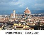 italy in summer. view of... | Shutterstock . vector #63559609