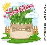vector illustration of eco... | Shutterstock .eps vector #635610782