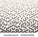 abstract geometric pattern... | Shutterstock .eps vector #635623406