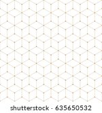 sacred geometry grid graphic... | Shutterstock .eps vector #635650532