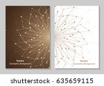 modern vector templates for... | Shutterstock .eps vector #635659115