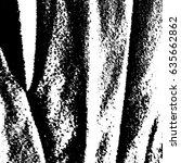 ink print distress background . ... | Shutterstock . vector #635662862