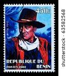 Benin Republic   Circa 2002  A...
