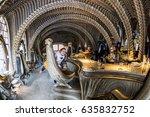 gruyeres  switzerland   may 1 ...   Shutterstock . vector #635832752