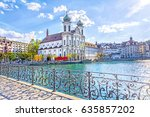 beautiful view of the the... | Shutterstock . vector #635857202