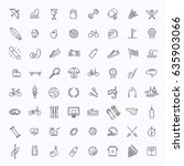 outline web vector outline icon ... | Shutterstock .eps vector #635903066