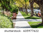 los angeles  usa   march 9 ... | Shutterstock . vector #635977622