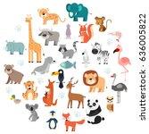 a vector illustration of... | Shutterstock .eps vector #636005822