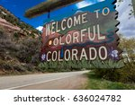 Welcome To Colorful Colorado...