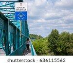 brcko  bosnia and herzegovina   ... | Shutterstock . vector #636115562