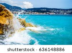 Ocean Waves From The...