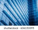 modern architecture tone in...   Shutterstock . vector #636153395